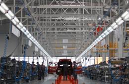 Китайцы начали строить автозавод под Тулой