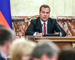 Медведев сформулировал три главных вопроса российской экономики