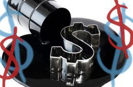 Цены на нефть снижаются от избытка предложения