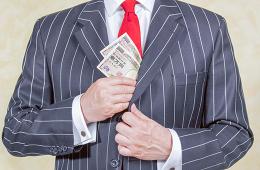 Россия спустилась с 127-го на 136-е место в индексе восприятия коррупции