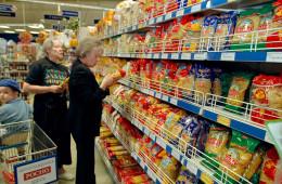 Минпромторг: цены на продукты за год выросли на 15-17%, но могло быть и хуже