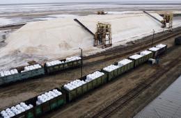 Роспотребнадзор не подтверждает введение ограничений на продажу белорусской и украинской соли
