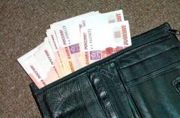 Задолженность по зарплате в России за месяц выросла на 22,8%