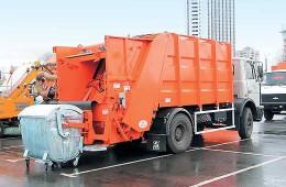 Проблема вывоза мусора в Киеве