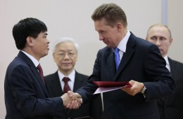 Медведев: РФ подготовила особое предложение для участия Вьетнама в добычных проектах