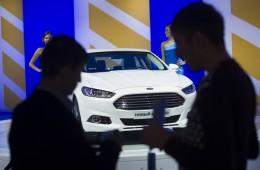 В Ленинградской области начинается производство нового Ford Mondeo