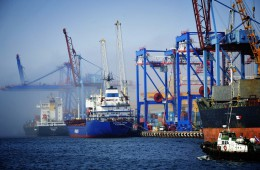 Проект свободного порта Владивосток внесен на рассмотрение в правительство