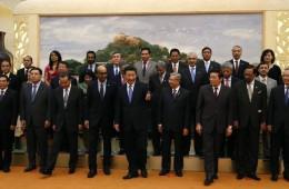Азиатский банк инфраструктурных инвестиций получил заявки на вступление от 47 стран