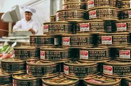 Россия запретила ввоз рыбных консервов из Латвии