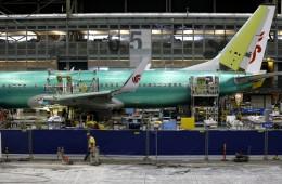 в Китае могут построить предприятие для послесборочных работ на Boeing-737