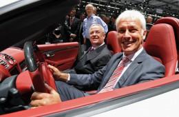 Глава Porsche станет новым председателем правления концерна Volkswagen