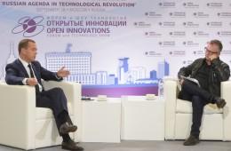 Медведев: создание Сколково оправданно, это инновационный центр мирового уровня