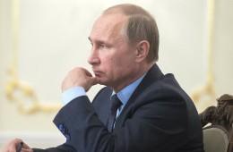Путин видит условия для улучшения ситуации в экономике РФ в 2016 году