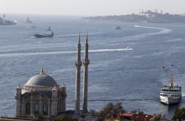 Ряд круизных компаний отказался заходить в порты Турции