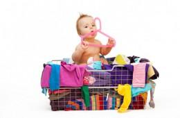 Одежда и её влияние на здоровье ребёнка