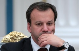 Дворкович: РФ запретила движение фур с Украины, кроме следующих в Казахстан под конвоем