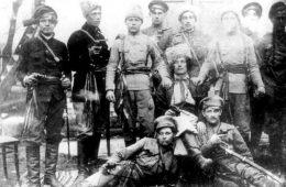 Свободная Украина – 1918-1921