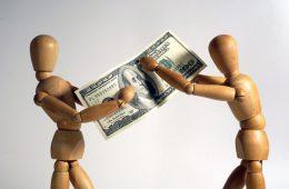 Права и возврат денег поручителем