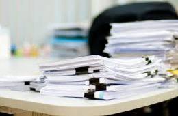 Комплект документов для оформления кредита.