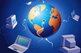 Интернет. История создания интернета