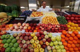 Турция остановила экспорт овощей и фруктов в Россию