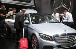 Производство автомобилей Mercedes в РФ планируют начать уже 2018 году