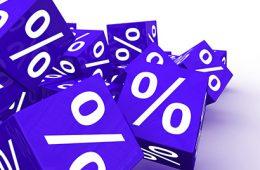 Максимальная ставка топ-10 банков по рублевым вкладам снизилась до 9,13%