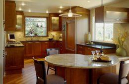 Красивый ремонт для небольшой кухни
