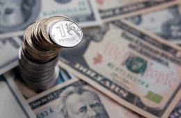 Доллар поднялся выше 65 рублей