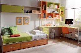 Выбор детской мебели для небольших квартир
