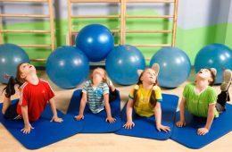 Спортивные занятия для здоровья ребенка