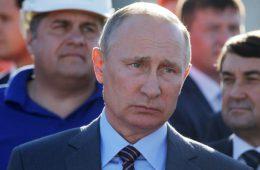Путин потребовал у чиновников отчитаться о тратах на дороги