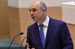 Силуанов заявил об отсутствии планов в кабмине повышать налоги
