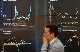 Риск дефолта в России снизился до минимума