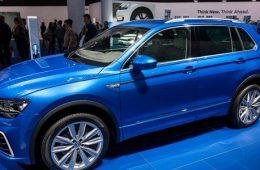 Стали известны цены на новый Volkswagen Tiguan в России
