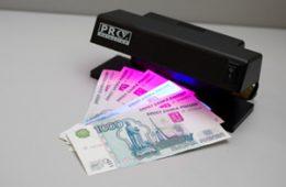 Особенности прибора для проверки качества банкнот