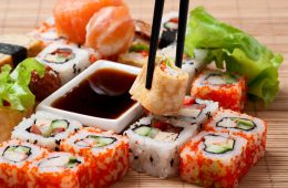 Суши. Готовим рис для суши