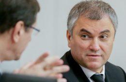 Володин призвал приблизить бюджет к людям