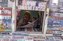 Каждый восьмой магазин торгует нелегальными сигаретами