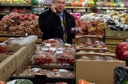Россияне отметили значительный рост цен на овощи и фрукты