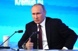 Экономические прогнозы Путина сбываются