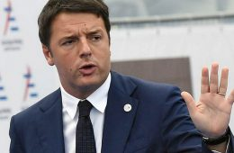 Премьер-министр Италии Ренци объявил об отставке