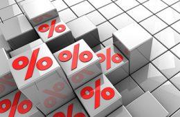 Максимальная ставка топ-10 банков по рублевым вкладам снизилась до 8,4%
