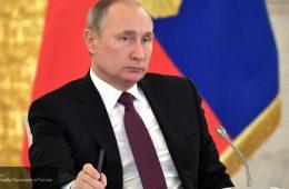 Президент России подписал закон о повышении МРОТ до 7,8 тыс. рублей