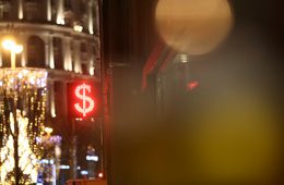 Россияне охладели к доллару