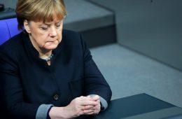 Меркель заявила о наступлении новой исторической эпохи