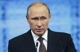Путин назвал перспективными готовящиеся проекты программ развития экономики