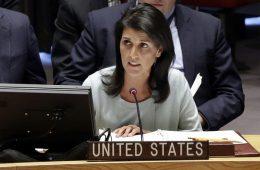 Постпред США при ООН обозначила условие отмены связанных с Крымом санкций