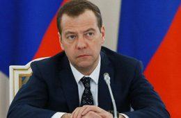 Медведев предложил маркировать обувь и авиакомпоненты
