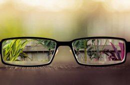 Близорукость или дальнозоркость, сними очки!